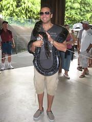 Steve Irwin's Australian Zoo by backstreetfanclub