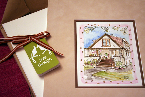 my home, illustrated by pve design