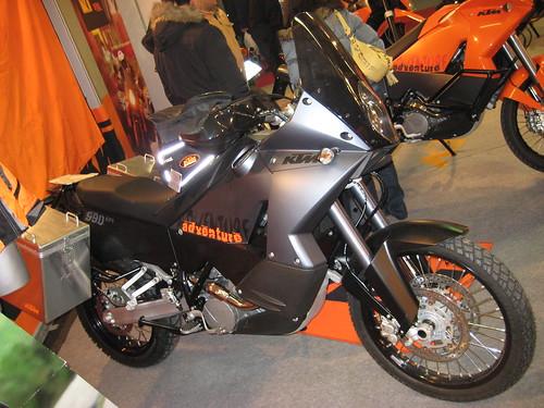 KTM 990 Adventure EFI