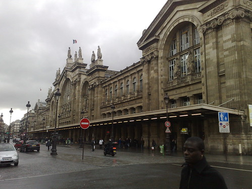 Paris Gare de Nord