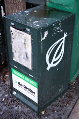 The Onion News Box