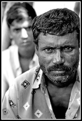 Geography (Orangeadnan) Tags: people face portraits blackwhite lifestyle geography bangladesh bnw handtomouth