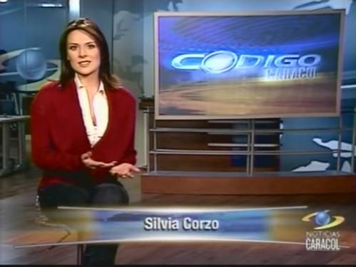 Silvia Corzo 20080103 Código Caracol 02