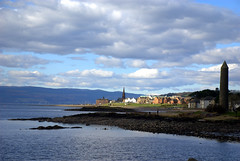 Largs (*tamara*) Tags: uk pencil scotland facebook largs hillwalk d80