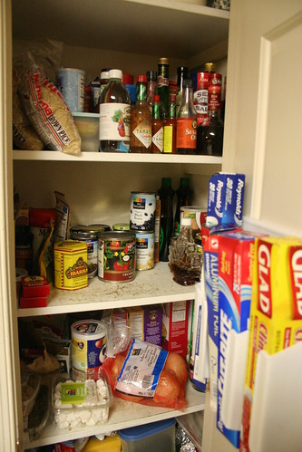 What's in mah pantry?