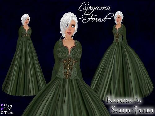 Lacrymosa - Forest - Ad