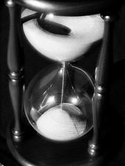 Slipping Away (hdnport96) Tags: bw sand time hourglass alarecherchedutempperdu