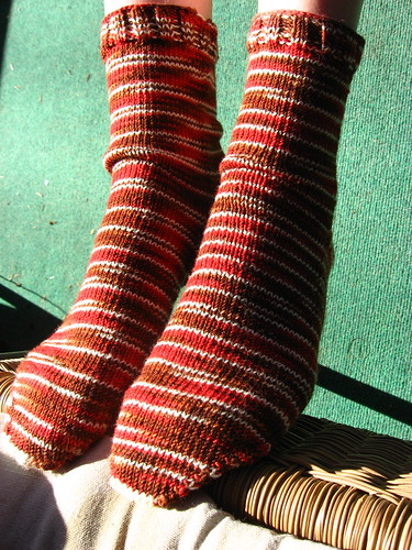 Pain d'épices socks