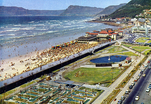 Muizenberg beach   1964