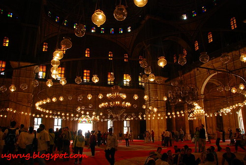 Lights - Mosque of Muhammad Ali