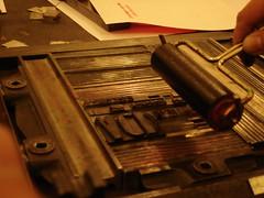 Typographie à l'Epluche Doigts