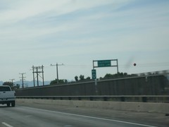 Interstate 10 Westbound and US 95 Northbound Entering California (bigmikelakers) Tags: county la us 10 paz interstate 95 westbound northbound
