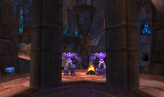 End of the line (AzyxA) Tags: kara wow worldofwarcraft raid karazhan azyxawowpuds