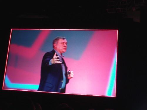 Steve Mills at Pulse