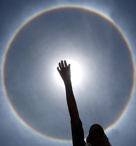 Halos solares / Halo Solar artificial 2511411155_41a9f05a35