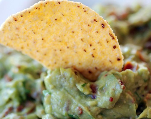 bacon-guacamole