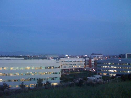 Crittendon Google and NASA Ames