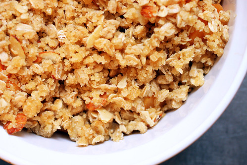 breakfast apricot crisp | smitten kitchen