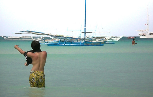 Backless In Boracay by #1 Drama Queen.