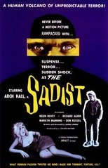 The Sadist (casio_beatnik) Tags: exploitation mst3k bmovie eegah archhalljr thesadist marylinmanning