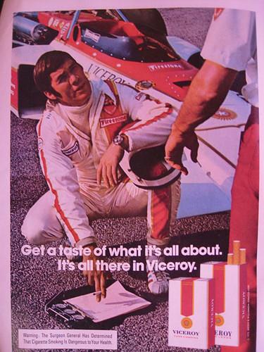 реклама сигарет viceroy