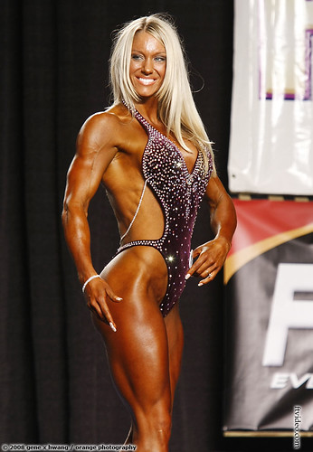 Sherrie Carnicle Female Bodybuilder