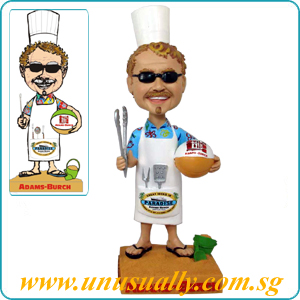 Full Custom 3D Caricature Bulk Order Figurine 1