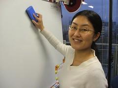 Chiharu at SSE Ohtsu