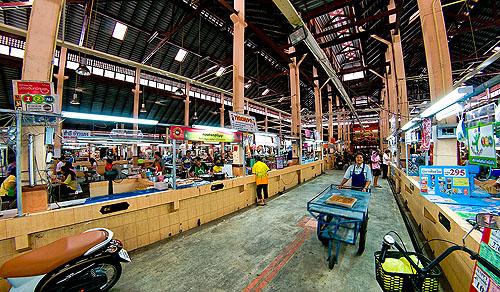 Nang Loeng Market, Bangkok