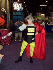 Granny Goodness at Wizard World Chicago 2008 #1