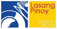 Lasang Pinoy Sunday Edition button