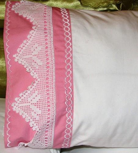 çarşaf yastık danteli