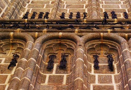 Cadenas en San Juan de los Reyes