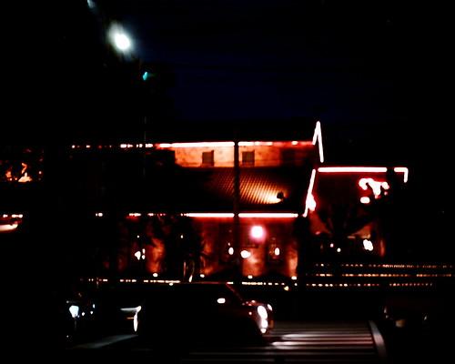 【写真】VQ1005で撮影したパスタ屋