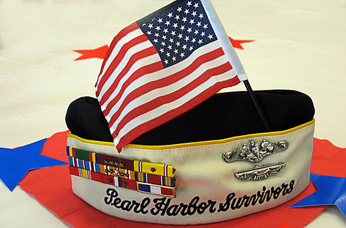 Pear Harbor Survivor's Hat - Image 1 of 3