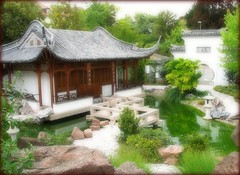 "Chinese Garden ""Garten der schnen Melodie"" - Stuttgart, Germany (Batikart ... handicapped ... sorry for no comments) Tags: building window architecture canon germany garden geotagged deutschland vineyard flora europa europe stuttgart architektur chinesegarden 2008 garten gebude weinberg canonpowershot a610 iga chinagarden badenwrttemberg swabian canonpowershota610 chinesepavilion chinesischergarten chinagarten birkenwaldstrasse viewonblack rosensteingarten batikart hallederfreundschaft halloffriendship"