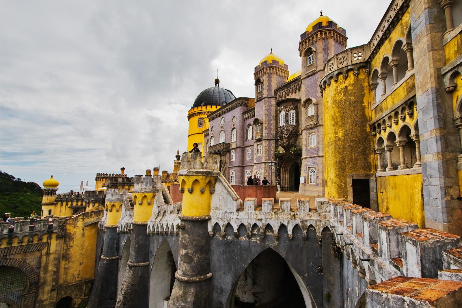 Sintra Portugal  city images : El Palacio de Sintra – Portugal