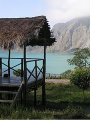 Mount Pinatubo's Viewing Area
