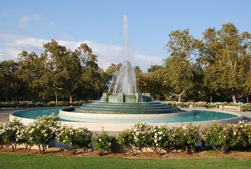 William Mulholland Memorial Fountain