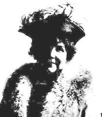 Charlotte Drake Cardeza 1920 - Passport Photo (puzzlemaster) Tags: photos shipwreck passport titanic sinking whitestarline