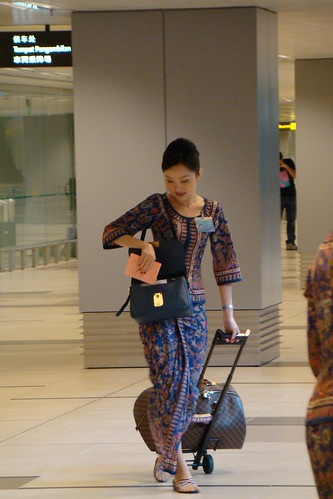 Singapore Airline Girl