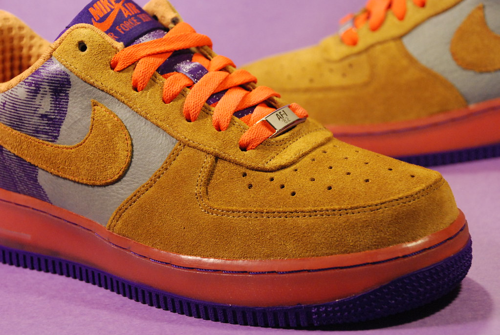 Air Force 1 Amare Stoudemire