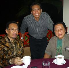 Anwar Ibrahim, me, Rendra