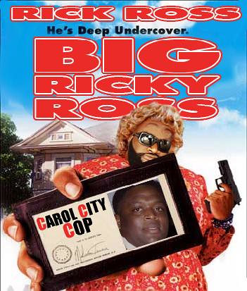 rick ross cop pictures. Re: Rick Ross#39; C.O. picture