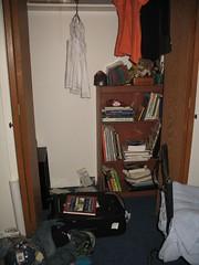 BEFORE: Closet 2