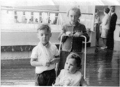 Aboard Ellinis, 1965