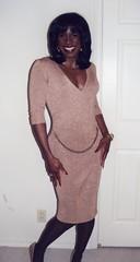 goldie4 (darlene362538) Tags: beautiful pretty dress cross african transgender booty american transvestite