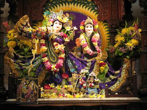 Sri Sri Rukmini Dvarakadish