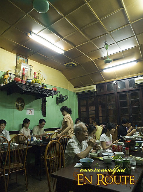 Cha Ca La Vong Restaurant