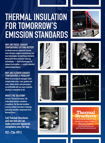 Thermal Structures August Metro Ad